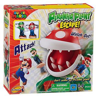 Super Mario Piranha Plante Escape spill