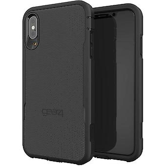 Gear4 Platoon Case D30 20-Foot Drop Protection for iPhone XS Max - Black - 32991