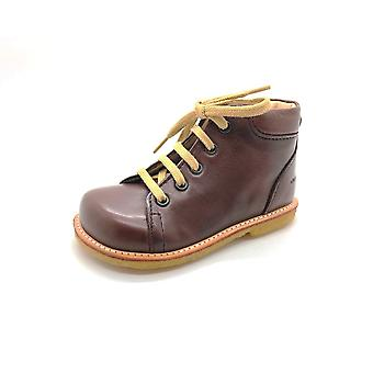 ANGULUS Laced Starter Boot Brown