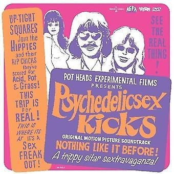 Psychedelic Sex Kicks / O.S.T. [CD] USA import