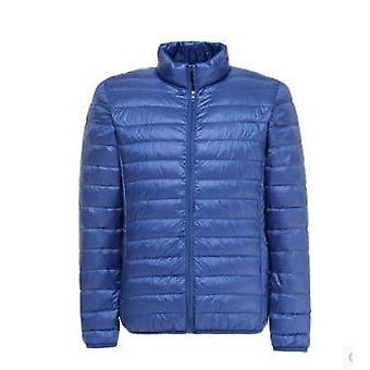 Zimná jeseň Muži Ultralight Jacket Duck Down Kabát Teplý parka kabát