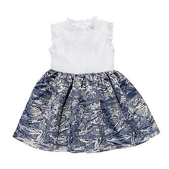 Jacquard kjole
