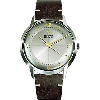 Men's watch Fonderia THE PROFESSOR II classic - P-6A015USG