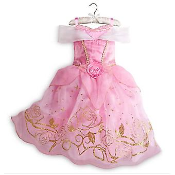 New Dress Carnival Easter Clothes Kids For Flower Princess Party Dress