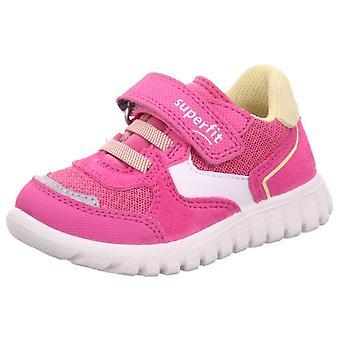 Superfit Girls Sport 7 Mini 6195-55 Trainers Pink