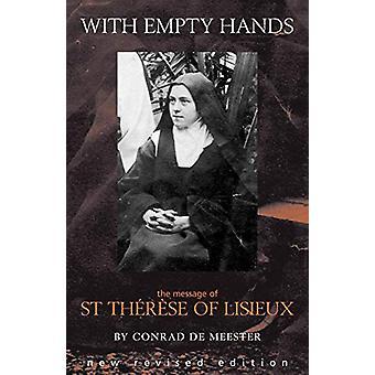 Con manos vacías por Conrad De Meester - 9780860123217 Libro