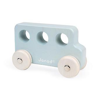 Janod véhicule de cocoon doux push-along