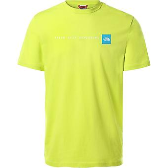 North Face Nse T92TX4JE3 universell herr t-shirt