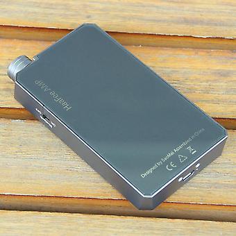 מגבר אוזניות hifi נייד Haafee עם אוזניות es9038q2m dac Bluetooth 5.0 csr8675 תומך באוזניות aptx-hd 16-300 ohm