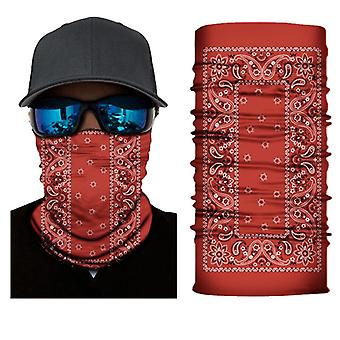 3Pcs soft cool uv resistant bandanas xhs-157