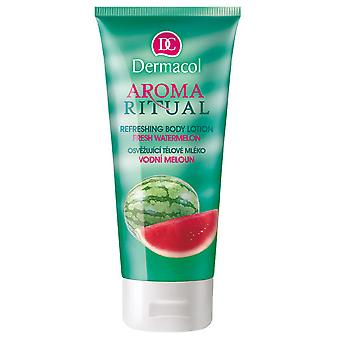 Dermacol  Aroma Ritual Refreshing Body Lotion - Fresh Watermelon