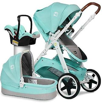 Luxury Baby Stroller Absorber Multi-function Lightweight  Kid Car