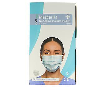 Inca Farma Masker Quirúrgica Adulto Set 5 Pz Unisex