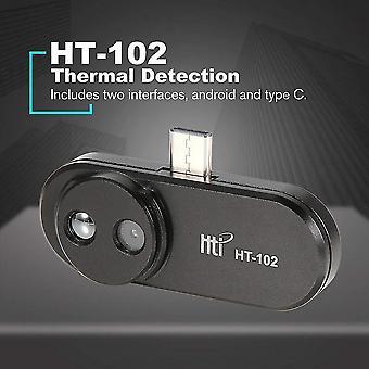 Ht-102 Handy Wärmebildkamera externe Wärmebildkamera Video Induktion Leistung Thermometer Wärmebildnachtsicht