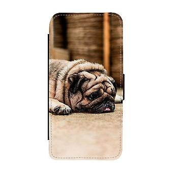 Dog Pug Samsung Galaxy A52 5G Wallet Case