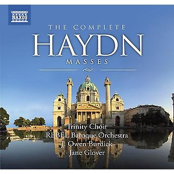 F.J. Haydn - The Complete Haydn Masses [CD] USA import