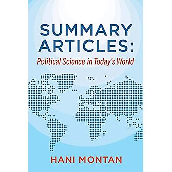 Summary Articles by Hani Montan