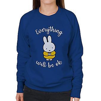 Nijntje Alles Zal Ok Women's Sweatshirt