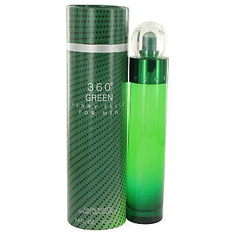 Perry Ellis 360 Green af Perry Ellis Eau De Toilette Spray 3,4 oz