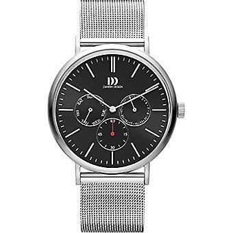 Danish Design Men's Quartz Multi-Dial Watch with Stainless Steel Strap IQ63Q1233