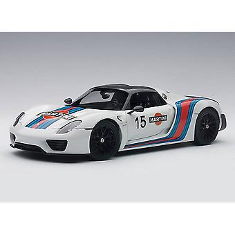 Porsche 918 Spyder Weissach paquet (2013) modèle Composite voiture