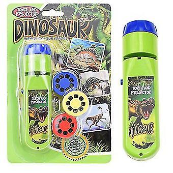 Dinosaurus lasten projektori tarina kone iltasatu valaistus kuvio kuvio taskulamppu lelu az2752