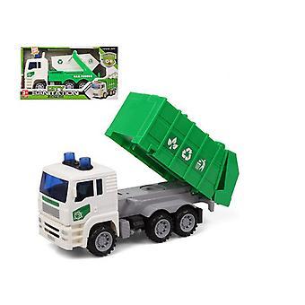 Garbage Truck Light Sound Green 119206
