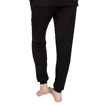 Cyberjammies Annie 4922 Women's Black Modal Pyjama Pant