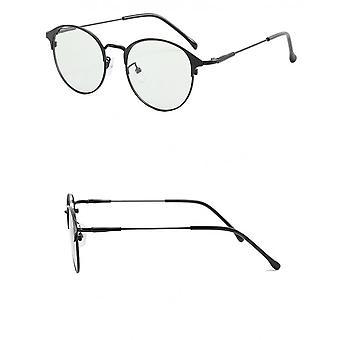 Nya metallramade färgbyte hd solglasögon för 2021