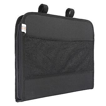 Bil laptop hållare bricka väska montera baksätet matbord skrivbord arrangör