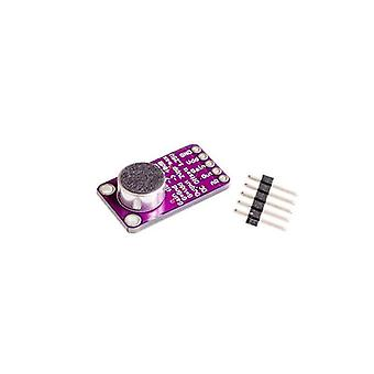 Electret microphone amplifier stable max4466 max9814 module auto gain control ep581
