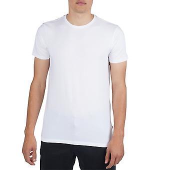 Levi'S Crew Neck 2 Pack Tee 371520001 uniwersalny całoroczny t-shirt męski