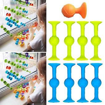Suosittu sisäinen sucker darts lelu heittää pelipöytä peli peli perhe interaktiivinen