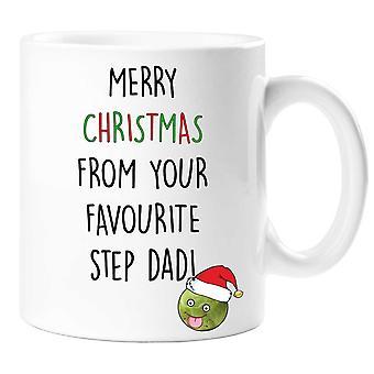 Wesołych Świąt z ulubionego kubka ojczyma