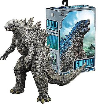 """Video game consoles blue 7"""" godzilla vs king kong action figure toy christmas gift"""