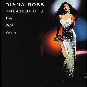 Diana Ross - Greatest Hits-Rca Jahre [CD] USA import