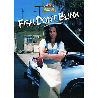 Fish Don't Blink (2002) [DVD] USA import