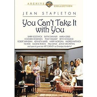 Vous can't Take It avec vous [DVD] USA import
