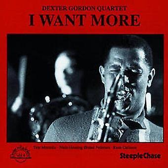 Dexter Gordon - I Want More [CD] USA import