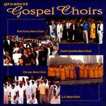 Greatest Gospel Choirs - Greatest Gospel Choirs [CD] USA import