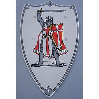 Kreuritter schild armor Knight Edelmann kind kostuum