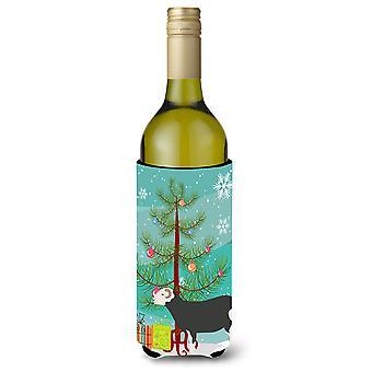 Herwick Sheep Christmas Wine Bottle Beverge Insulator Hugger