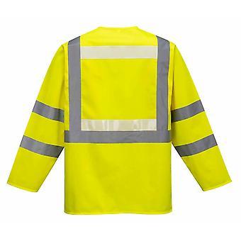 sUw - Glowtex Hi-Vis sikkerhed arbejdstøj Executive jakke