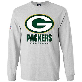 Majestic OUR TEAM Longsleeve - Green Bay Packers gray