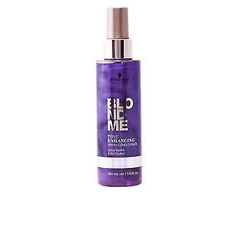 Schwarzkopf Blondme tonen förbättra Spray balsam 150 Ml Unisex