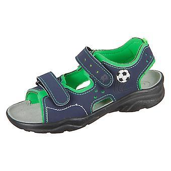 Ricosta Surf Nautic Neongreen Kent Mamba 6039000560 universele kids schoenen