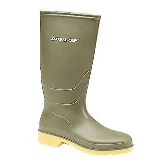 DUNLOP Kids Unisex 16247 DULLS Rain Welly / Wellington Boots
