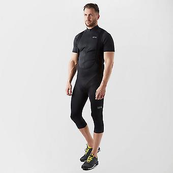 Uusi Gore miesten C3 3/4 pituus Bib MTB maantie pyöräily sukka housut + musta