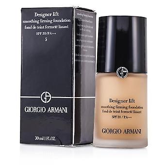 Giorgio Armani Designer Lift Smoothing kiinteyttävä säätiö Spf20-# 5-30ml/1oz