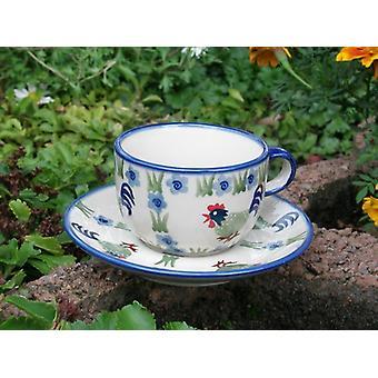 Csésze csészealj, 200 ml Vol., Bianca, BSN m-2489
